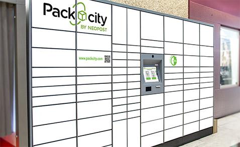 Packcity Parcel Lockers