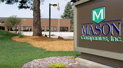 Mason Companies headquarters in Chippewa Falls, WI